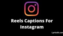 Reels Captions