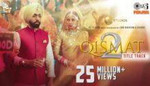 Qismat 2 Title Track Lyrics in Punjabi
